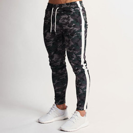 $enCountryForm.capitalKeyWord Australia - Joggers Pants Men 2019 Camouflage Colour Patchwork Men Pants Fitness Sportswear Sweatpants Male Casual Leggings Trousers