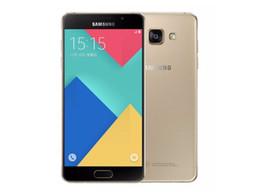 $enCountryForm.capitalKeyWord Australia - Refurbished Original Samsung Galaxy A5 2016 A5100 5.2 inch Octa Core 2GB RAM 16GB ROM 13MP 4G LTE Android Smart Phone