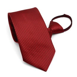 $enCountryForm.capitalKeyWord UK - Men Women Unisex Fashion Lazy Zipper Neck Ring Necktie Ties Solid Casual Leisure
