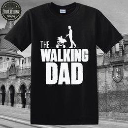 $enCountryForm.capitalKeyWord Australia - The Walking Dad Tshirt Walking dead Fans Geschenke Unisex Cotton t-shirt NEW TEE New High Quality Top Tee Print T Shirt Summer Style