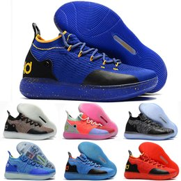 Hot KD 11 EYBL kids men women Basketball shoe store Top Quality Kevin Durant  new shoes free shipping US4-US12 f77dc50bd