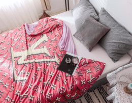 Air condition covers online shopping - Sheet Luxury Designer Flannel Blanket Soft Coral Beach Towel Blankets Air Conditioning Rugs Comfortable Carpet Throw Blanket Comfortable Car