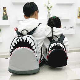 Discount korean style men school bags - Korean-style 2019 Spring-Summer New Style qin zi bao Children's Kindergarten Small Bookbag Plush Backpack Stylish S
