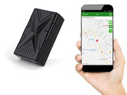 $enCountryForm.capitalKeyWord NZ - GPS Tracker Car Magnets Vehicle Tracker AL01 3200mAh, Free Tracking Software APP