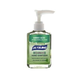 Antibactériennes tête de presse acides aminés Gel Désinfectant efficace des mains désinfection Nettoyant pour les mains à usage unique Rinse sans gel 60ml en Solde