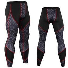 $enCountryForm.capitalKeyWord NZ - Wholesale Fitness Men Running Tights Gym Yoag Trousers Crossfit Jogger Sports Leggings Athleisure Sportswear Jog Elastic Pants