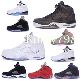 basketball court lights 2019 - 2019 top quality 5 Mens 5s Basketball Shoes Women Concord men 45 Platinum Designer baskets Sports Trainers chaussures Sn