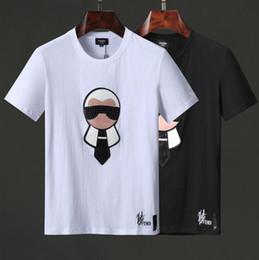 $enCountryForm.capitalKeyWord Australia - 2019 NEW Hot Sale T-Shirt Men Shortsleeve Stretch Cotton Jersery Tee Men's Embroidery Tiger Printed Bird Snake Crew Collar T -Shirts #8592