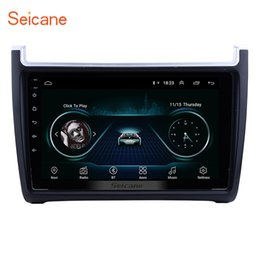 $enCountryForm.capitalKeyWord Australia - Android 8.1 1024*600 9 Inch Quad-core Car Stereo for 2012-2015 VW Volkswagen Polo with Bluetooth Music GPS Navi support Mirror Link 1080P