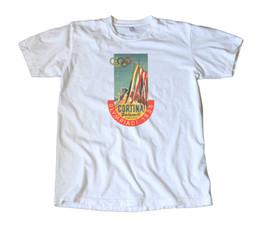 $enCountryForm.capitalKeyWord Australia - Vintage 1956 Winter Olympics T-Shirt - Cortina, Italy HOT SELL 2019 New Fashion Brand tees Solid Color short Sleeve 100% Cotton Casual