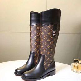 Rhinestone Zippers For Sale Australia - Women Boots Shoes Fashion Footwears Platform Chaussures de femmes Lady Luxury Bottes Femme Zipper Womens Fashion Boots for Work Hot Sale F22