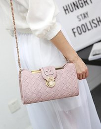 Peach Dress Clutch Bag Australia - BY NEW new Women handbag handbag ladies handbag high quality lady clutch purse retro shoulder bags