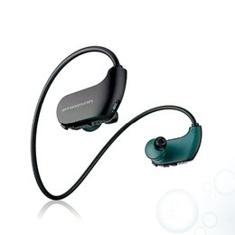 Waterproof mp3 player 4gb ipx8 online shopping - Fashion Outdoor IPX8 Waterproof Swimming MP3 Player Sport Headphone HiFi Music G G Memory Diving Running Dustproof Earphones