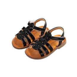 $enCountryForm.capitalKeyWord Australia - Kids Fashion Girls Sandals Against Flat Infant Sports Shoes Children Shoes For Baby Girl In Summer