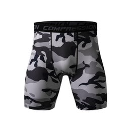 $enCountryForm.capitalKeyWord Australia - Summer gym fitness shorts compression quick-drying men's sweatpants fitness training tight shorts XL 3XL