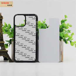 $enCountryForm.capitalKeyWord Australia - For Iphone 11 5.8 inch 2019 6.5inch 6.1 inch 2d Hard plastic case For Samsung Note 10  Note10 2D Sublimation Blank Case with Metal Plate