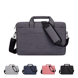 handbag for ipad laptop Canada - Computer Handbags 13.3 14 15.6 inch Computer Laptop Bag Briefcase Handbag for Dell Asus Lenovo Acer Macbook HUAWEI new
