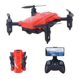 $enCountryForm.capitalKeyWord Australia - LF602 Dron Foldable Drone with Camera 720P Gesture Photography Altitude Hold Headless Mode Training Toy Quadcopter RC Helicopter
