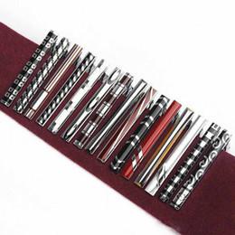 6b415b6117d5 Collar Tie Clip Australia - Fashion Man Tie Clip For Men Classic Metel Tie  Clips Copper