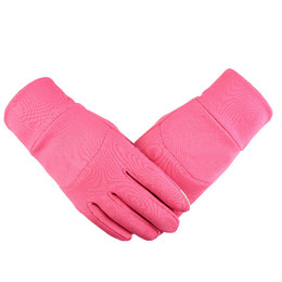 spring gloves Canada - Running Gloves Tounch Screen Wear-resistant Anti-skid Gloves Cycling Sports Gloves Mittens for Men Women