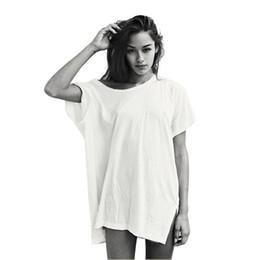 1eb25a67110 Baggy T Shirt Women Australia - Oversized Baggy Long T Shirt Women Summer  Harajuku Tumblr Grunge