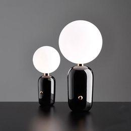 $enCountryForm.capitalKeyWord UK - Modern Gold Metal LED Table Lamp Glass Ball Table light Home Lighting Desk Lamp Bedroom Bedside Lamp Living Room Study Room E118