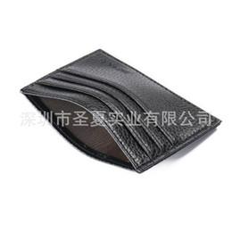 $enCountryForm.capitalKeyWord Australia - Belle2019 Package Set Doka Position Portable Dress Bank Transit Card Real Sheath Leather Products Can Print Trademark