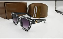 Sun Glasses For Boys NZ - Cat Eye Designer Sunglasses for Children Fashion Girl Boy Cute Sun Glass Kids Gradient UV400 Lovely Eyewear