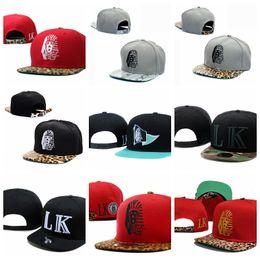 9a5018528efba Last Kings LK leopard snakeskin straback gold leather metal Baseball Caps  Classic Fashion Trend men women hiphop gorras bones Snapback Hats