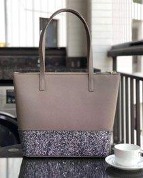 $enCountryForm.capitalKeyWord Australia - brand desiger glitter purse Women Shoulder Bag Fashion Handbags totes Crossbody 5 color