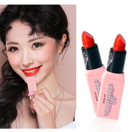 $enCountryForm.capitalKeyWord Australia - 3CE EUNHYE HOUSE Lips Makeup 4-color Matte Lipsticks Waterproof Matte Lipstick Cosmetics Long-lasting Lipstick Hot Sale
