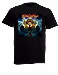 $enCountryForm.capitalKeyWord NZ - Blind Guardian 02 Mens Black Rock T-shirt NEW Sizes S-XXXL customized your own design funny shirt