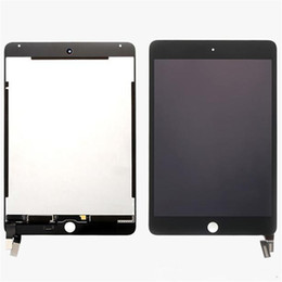 Mini Ipad Touch Screen Replacement Australia - New LCD Display Touch Screen Panel Assembly Replacement For iPad Mini 4 A1538 A1550 LCD Digitzer