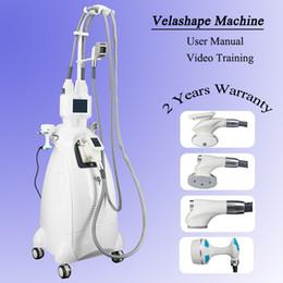 Beauty salon machine price online shopping - Best price Vacuum therapy machine weight loss RF Vacuum Cavitation body shaping fat removal beauty equipment salon use