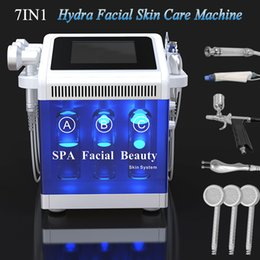 spa microdermabrasion machines Australia - New Arrival Dermabrasion water skin rejuvenation machine Water Peeling Diamond Microdermabrasion facial peel hydrafacial SPA beauty machine