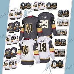 Cavaleiros de ouro de Vegas Jersey 29 Marc-André Fleury 18 James Neal 71 William Karlsson 88 Nate Schmidt Erik Haula 67 Max Pacioretty Jerseys