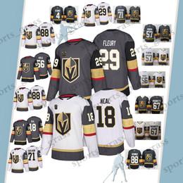 Vegas Golden Knights Jersey 29 Marc-André Fleury 18 James Neal 71 William Karlsson 88 Nate Schmidt 56 Erik Haula 67 Max Pacioretty Maillots