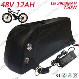 $enCountryForm.capitalKeyWord Australia - EU US AU No Tax E-bike 48V 12AH Electric Bicycle Lithium Battery use LG 2900MAH cell for 48V 750W Bafang 8fun BBS02 Wheel Motor.