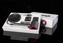 Power ceramics online shopping - Original Box Original Box Dryer DysonSupersonic Professional Salon Tools Blow Dryer Heat Super Speed Blower Dry Hair High Power on sale
