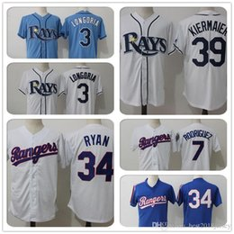 4cda15c6d RodRiguez baseball jeRsey online shopping - Tampa Bay Rays Texas Rangers  Jersey Kevin Kiermaier Jersey Evan