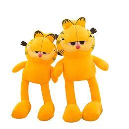 $enCountryForm.capitalKeyWord UK - 40-100cm New Hot Sale Garfield Cat Plush Stuffed Toy Doll High Quality Soft Figure Girlfriend Cute Birthday Festival Gift Pillow