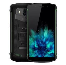 Phablet Gps Quad Australia - Original Blackview BV5800 4G Phablet Android 8.1 5.5 Inch Quad Core 2GB+16GB 13.0MP +0.3MP Rear Camera IP68 Water-Proof 5580mAh 4G Cellphone