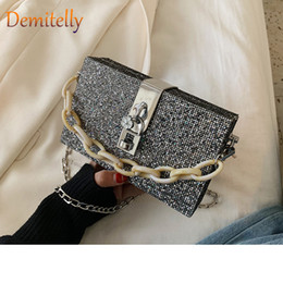 silver sequin purse bag Australia - Evening Clutch Bag Women Party Wedding Rhinestone Clutches Purse Shoulder Bag with Pearl New Mini Sequin Crossbody Bags