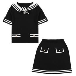 6529f4bdd Skirt S Australia - Women 2 Piece Short Sets 2019 Summer New Women's  Knitted Two-