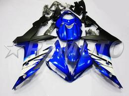 $enCountryForm.capitalKeyWord Australia - New ABS Mold motorcycle plastic Fairings Kits Fit For YAMAHA YZF-R1-1000 2004-2006 04 05 06 High quality Fairing bodywork set blue cool