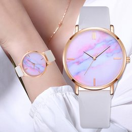 $enCountryForm.capitalKeyWord Australia - Lvpai Brand Luxury Ladies Watch Leather Marble Dial Dress Watch Woman Watch Gift Quartz Clock Relogio Female