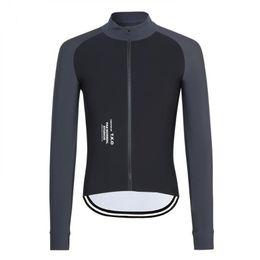 Vente en gros Hommes Cyclisme Printemps Automne Jersey 2020 Nouvelle PNS Bike Team Tops manches longues Vêtements de vélo de course Maillot Jersey Bike Shirts
