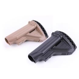 Vente en gros jouet pistolets HK crosse de pain stock haute qualité VFC 416 air tactique doux nylon stock