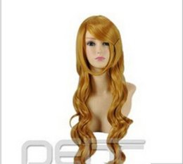 $enCountryForm.capitalKeyWord Australia - Free Shipping Fashion Girl Party Cosplay Sexy Green Blue White Long Curly Wavy Hair Full Wig
