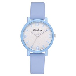 Wholesale Hot Luxury Watches Women New Simple Ladies Leather Strap Quartz Watch Casual Female Clock Wristwatches Reloj